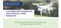 Vols ser pilot de drons? És una professió a l'alça!